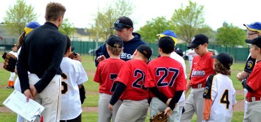 Kids Baseball Argancy - Rencontres à Lunéville