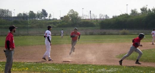 Metz-Argancy Régionale 2 Grand Est Baseball 2014