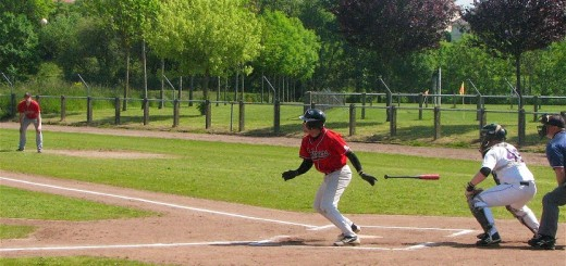 PUC@Argancy-Baseball Nationale 1 2014-18/05/2014