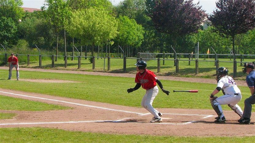 PUC@Argancy-Baseball Nationale 1 2014-18/05/2014